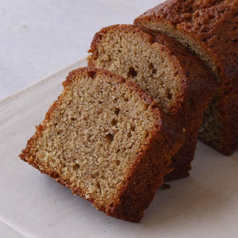 北欧紅茶「セーデルブレンド」の パウンドケーキ